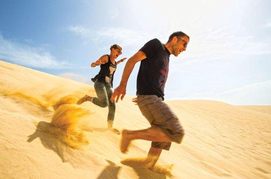Las dunas de Fuerteventura y...