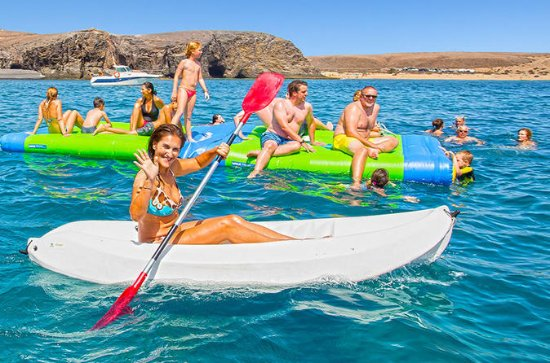 Lanzarote Cruise met Watersport en ...