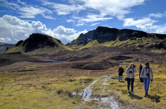 Isle of Skye Day Tour from Inverness...