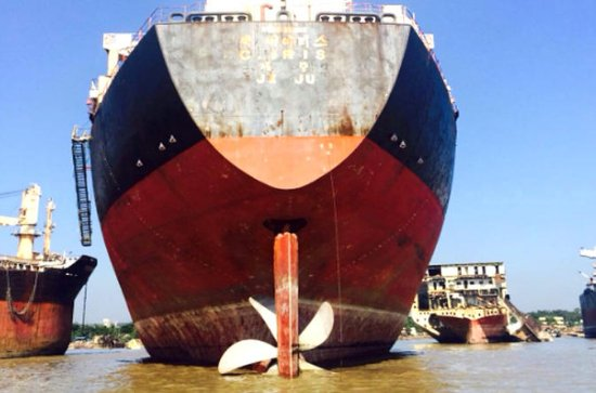 2-Day Shipbreaking Yard Tour from...