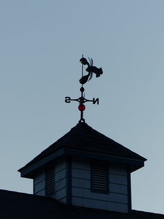 Hubbards, Kanada: weather vane