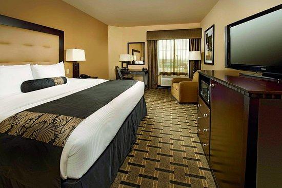 Denton, TX: Guest Room