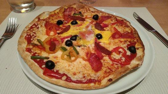 Saint-Pierre: The El Fuego Pizza