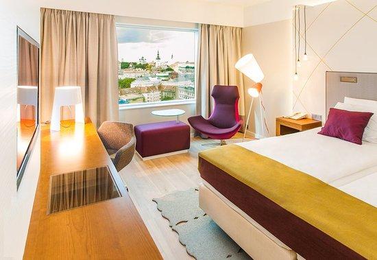 Radisson Blu Sky Hotel: Guest Room