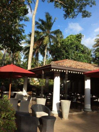 โรงแรมเดอะวัลลอวา: Breakfast/lunch/diner