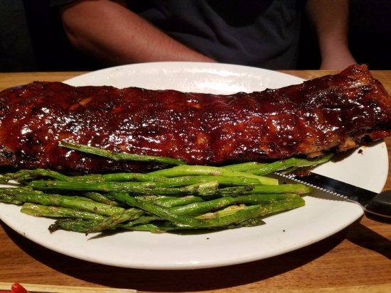 Cerritos, CA: Full rack of ribs