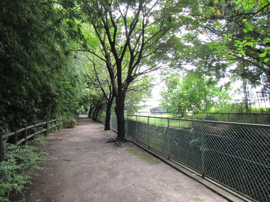 Former Mekujiri River Furusato Pedestrian Path