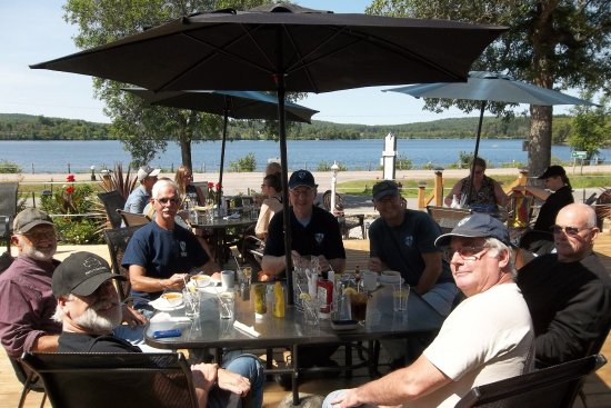 Barry's Bay, Kanada: Lunch time