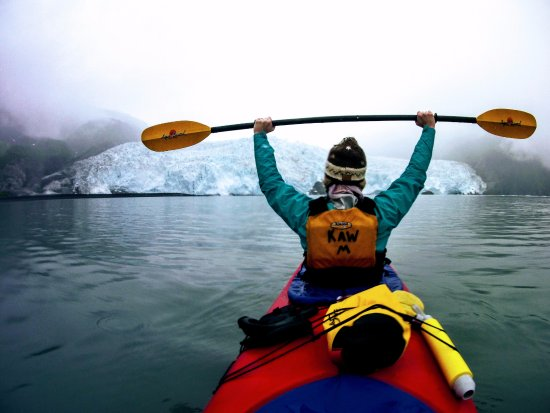 Kayak Adventures Worldwide: We did it!