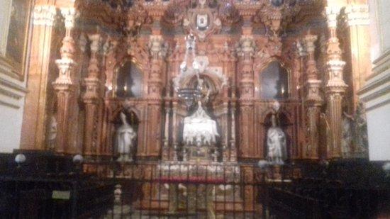 Cathedral and Royal Chapel : 20170816_114637_large.jpg