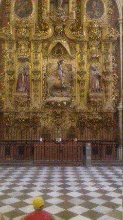 Cathedral and Royal Chapel : 20170816_112742_large.jpg