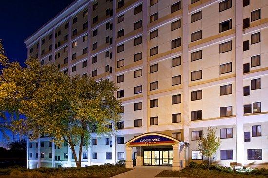 Candlewood Suites Indianapolis Dwtn Medical Dist: Hotel Exterior