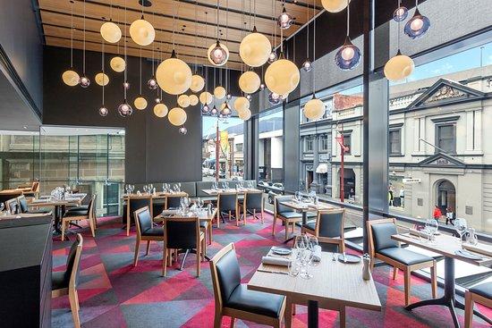 Charcoal Restaurant Hobart Menu