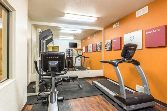 Comfort Suites Burlington: Fitness center