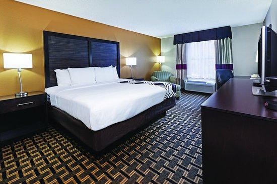 Denison, TX: Guest Room