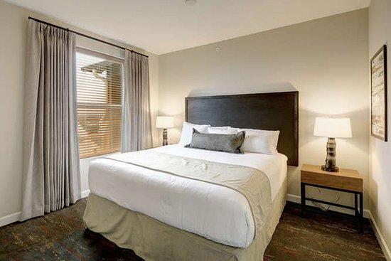 WorldMark Marble Falls Bedroom
