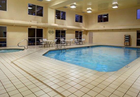 Fletcher, Северная Каролина: Indoor Pool