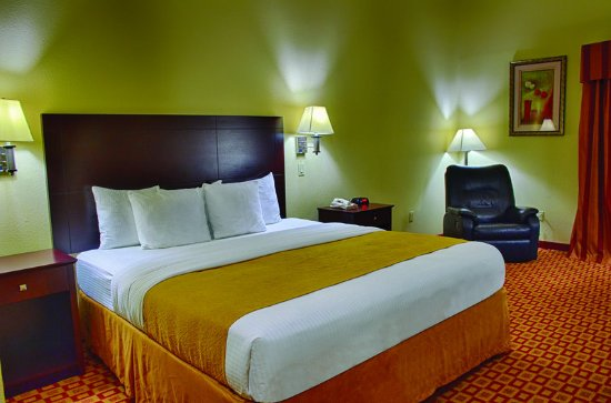 Alice, TX: Guest Room