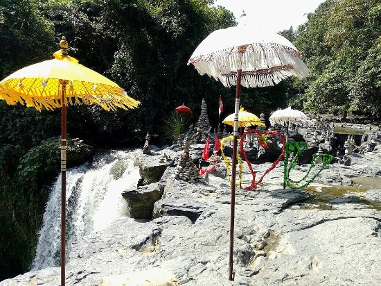 Blangsinga Waterfall