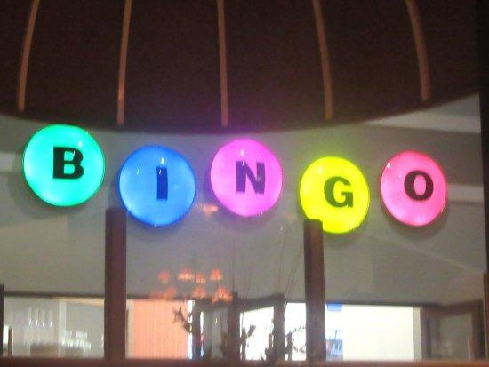 Bingo, The Pahrump Nuggett Casino, Pahrump, Nevada