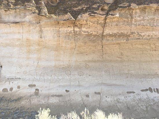 Tulelake, CA: Lava Beds National Monument