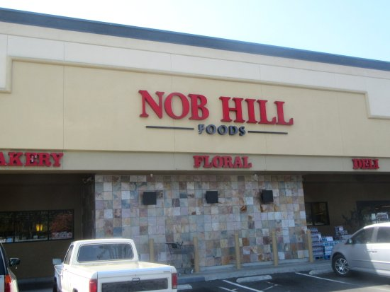 Nob Hill Foods, Campbell, CA
