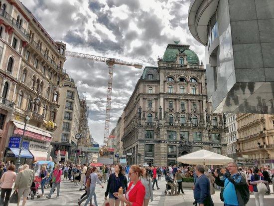 inner city vienna austria august 2017 ウィーン ウィーン歴史