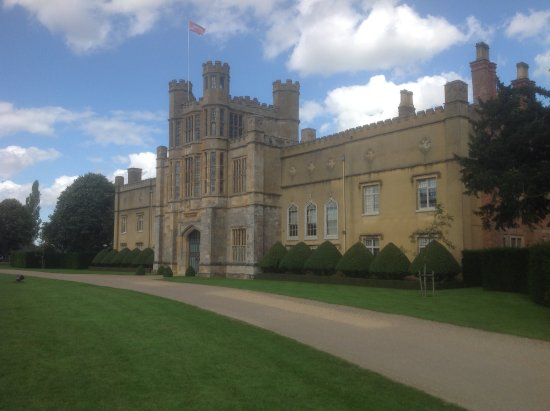Alcester, UK: Coughton