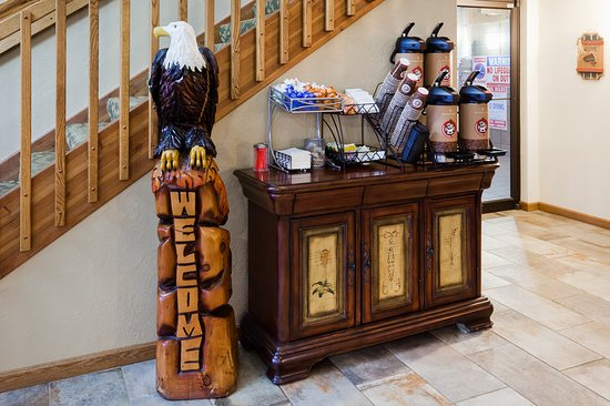Americ Inn Ironwood Coffee