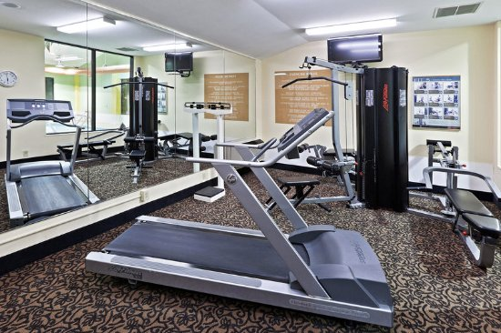 Fishers, IN: Americ Inn Indianapolis Fitness Center