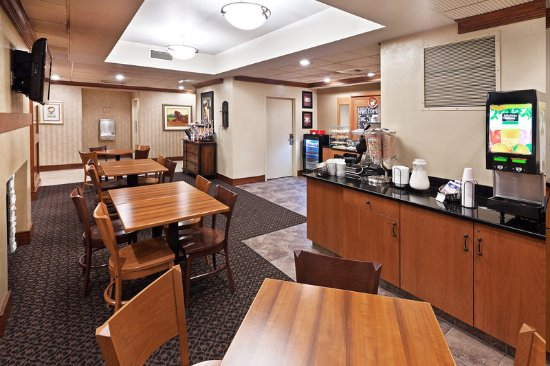 Fishers, IN: Americ Inn Indianapolis Breakfast