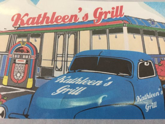 Terrace, Canada: Kathleen's Grill
