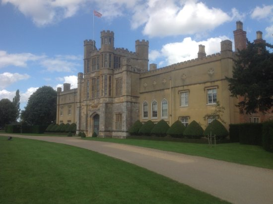 Alcester, UK: Coughton Court