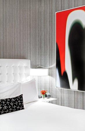 Moderne Hotel: Deluxe King Room