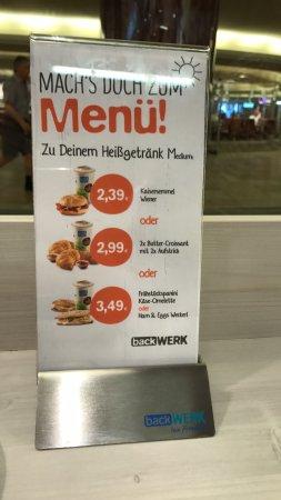 Backwerk vienna wieden restaurant reviews phone for Table 52 menu