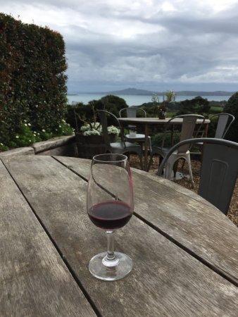 Oneroa, Nuova Zelanda: Wine Heaven