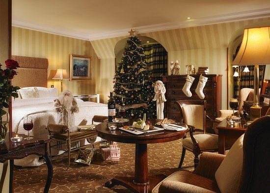 Hayfield Manor Hotel: Christmas Suite