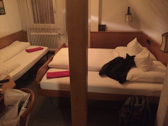"""Foto de Hotel Krehl""""s Linde"""