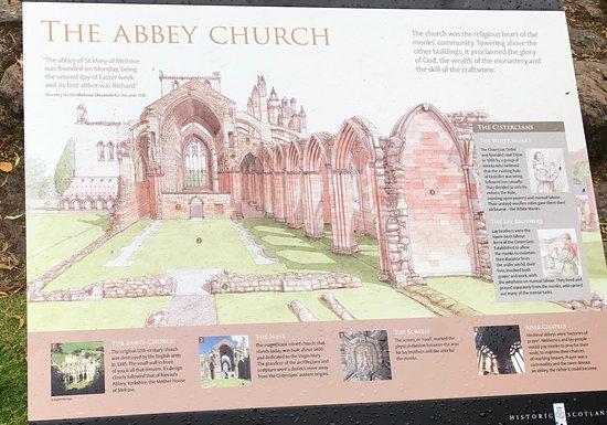 Melrose, UK: Storyboard