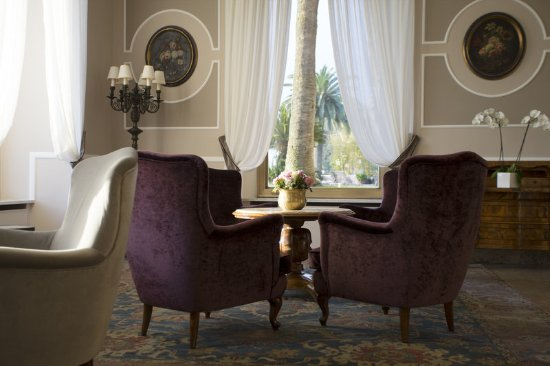 Grand Hotel Miramare: Living Room
