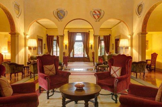 Candeli, Italia: Hall
