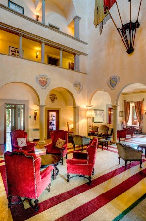 Candeli, إيطاليا: The Lobby 
