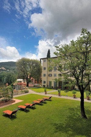 Candeli, Italien: The Noble Villa and the Garden