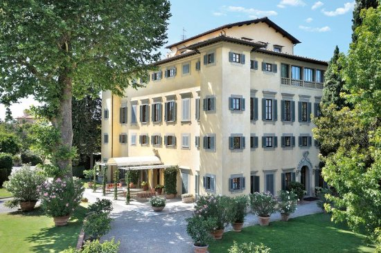 Candeli, Italien: The Noble Villa