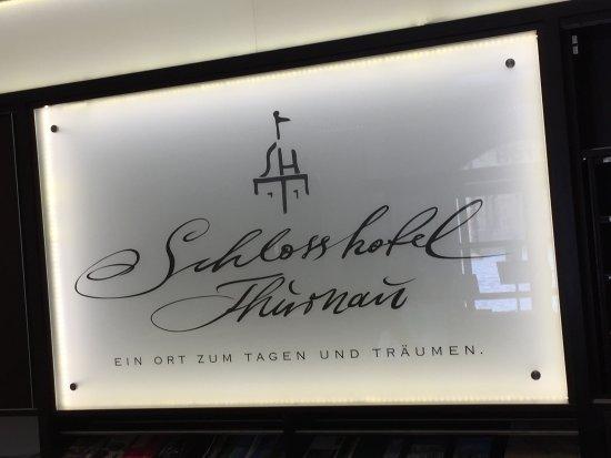 Schloss Thurnau: Das Schlosshotel Thurnau