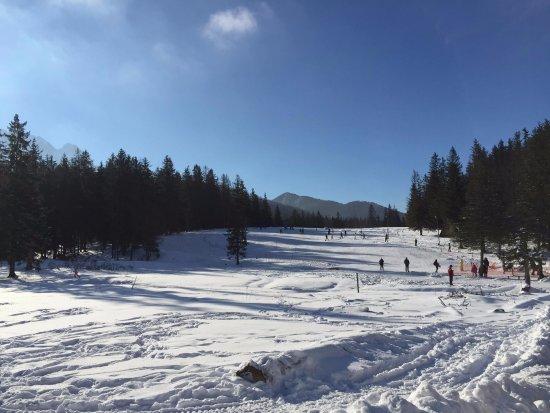 Wyciąg narciarski Olimp