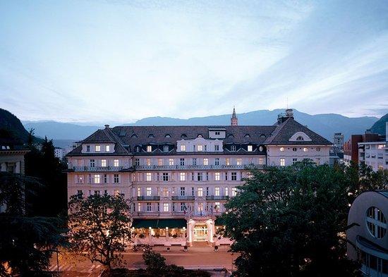 Italy Bolzano Parkhotel Laurin Exterior View
