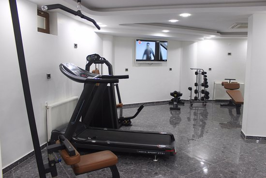 Bandirma, Turkey: Fitness