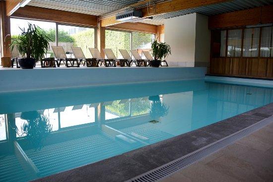 Destelbergen, Belgique : Binnenzwembad