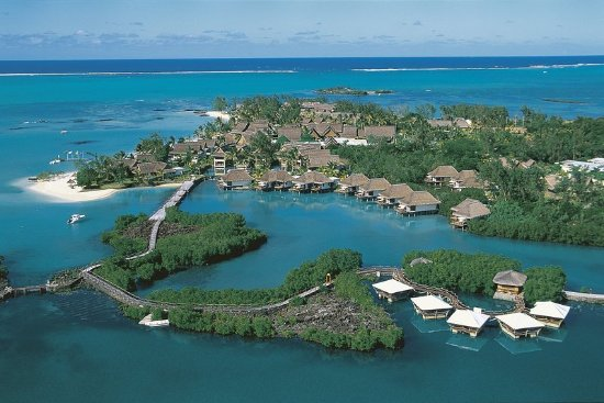 Constance Prince Maurice: Prince Maurice Aerial View